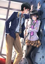 Masamune-kun no Revenge romantic anime