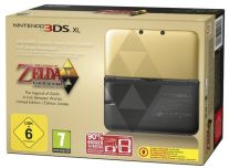 3DS XL Zelda Between two worlds