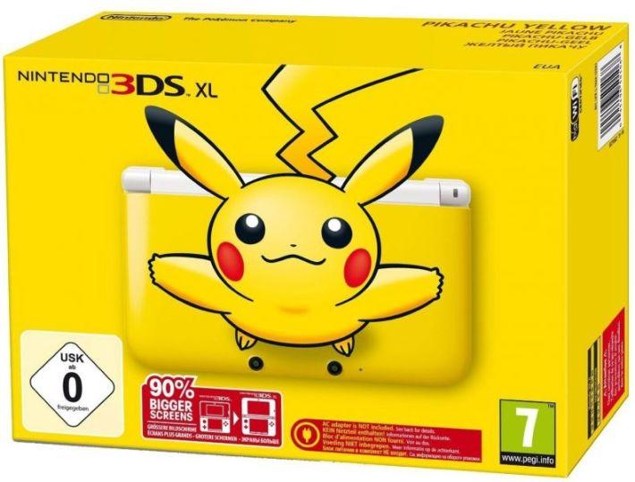 3DS XL Pikachu