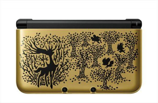 3DS XL Pokémon (Jap)