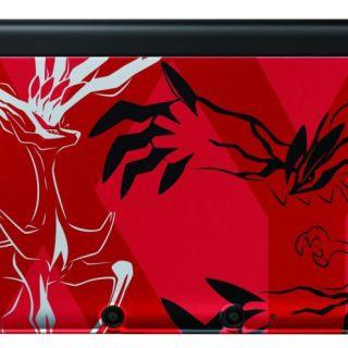 3DS XL Pokémon