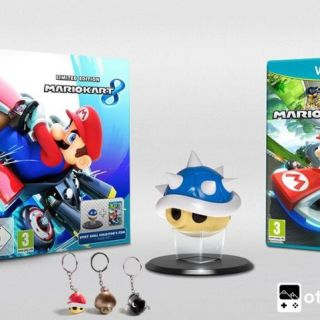 Mario Kart 8 Pack Collector + Portes Clefs