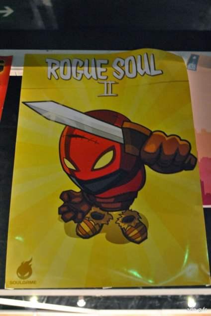 Rogue Soul2 de SoulGame