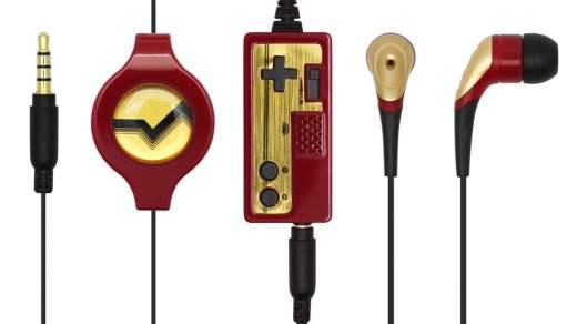 Famicon earphones