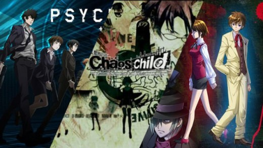 Psycho-Pass, mystereet F, et Chaos; Child