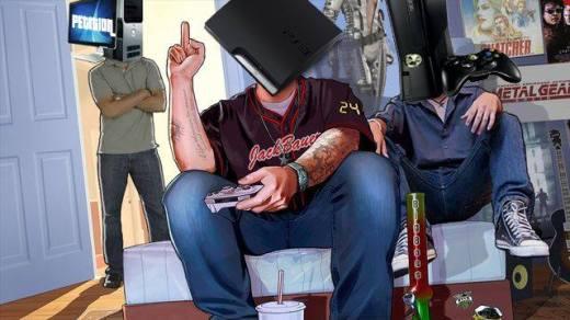Plus de doigt d'honneur pour GTA 5 PC !