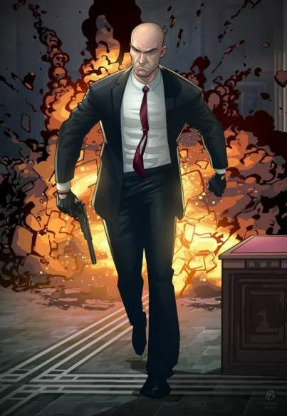 hitman_absolution_launch_by_patrickbrown-d5lrmm3