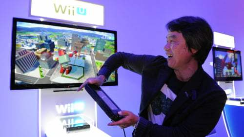 Nintendo : Project gian trobot