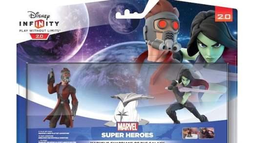 Je ne peux pas manquer le pack avec Gamora