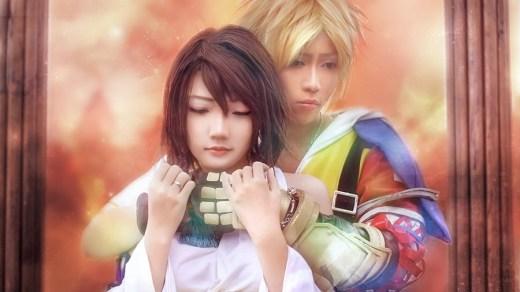Tidus et Yuna... Que de souvenirs !