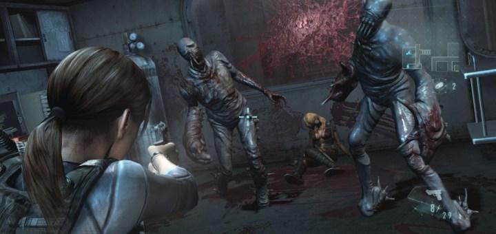 Resident Evil Revelation. L'un des meilleurs épisode de la série !