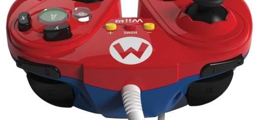 Manette Fight Pad PDP Officielle Nintendo Wii U
