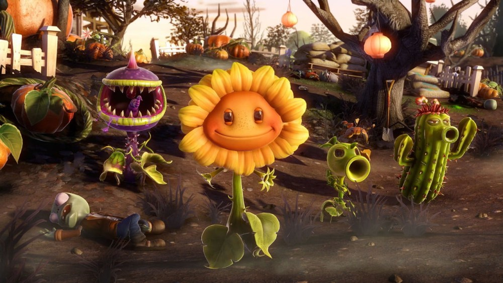 Plants vs Zombies Garden Warfare en promo !