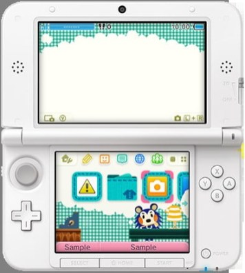 Skin Interface New 3DS (13)