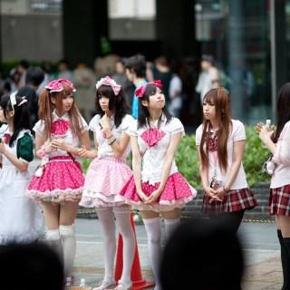 Jadis temple du jeu vidéo, l'Electric Town de Tokyo n'est désormais plus que l'ombre d'elle-même en matière ludique.
