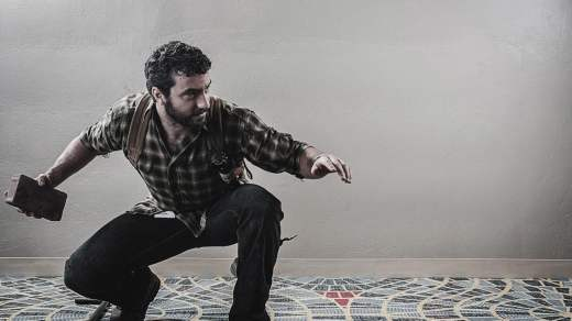 Cosplay de The Last of us avec Joel