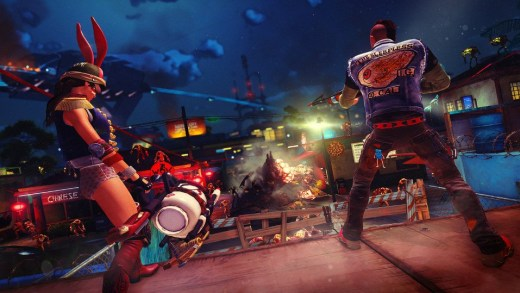 Sunset Overdrive : les notes !