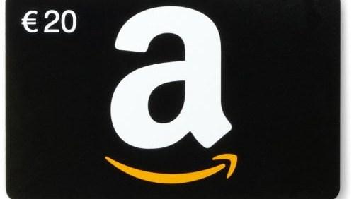 Chèque cadeaux Amazon