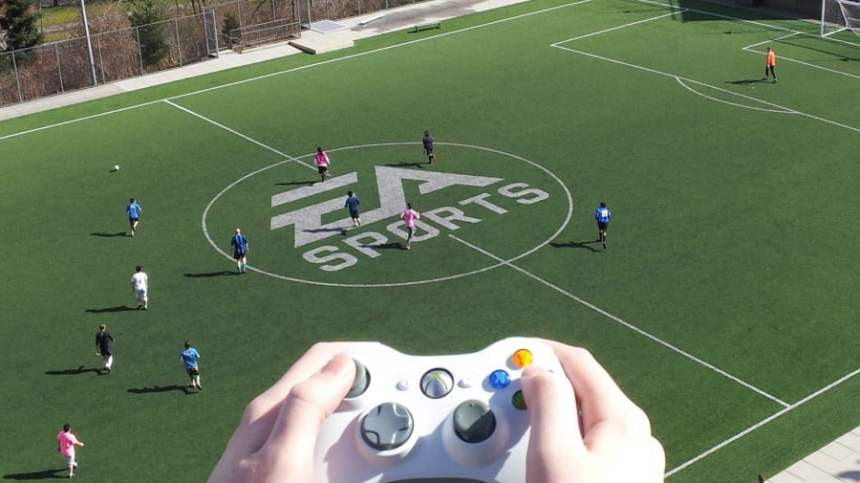 EA SPORTS. It's in the game !
