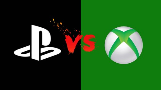 Playstation vs Xbox episode one : La Guerre des Trolls
