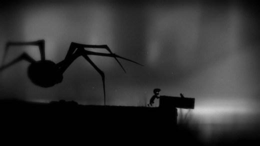 Limbo et sa terrible araignée !