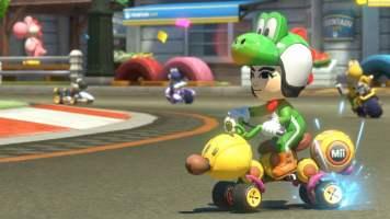 Tenue Amiibo Mii Mario Kart 8