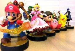 De nouvelles photos des figurines Amiibo de Nintendo par Kotaku !