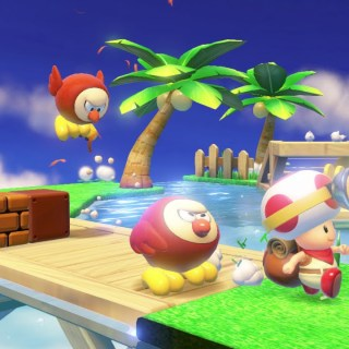Captain Toad arrive en Janvier 2015 sur Wii U !
