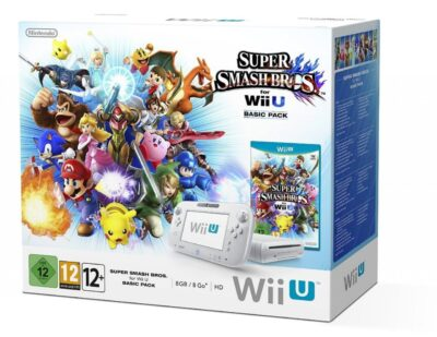 Le Pack Wii U Smash Bros en précommande sur Amazon.fr !