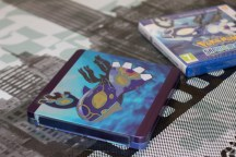 Steelbook Pokemoin Saphir Alpha