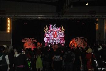 Concert des Black Rain