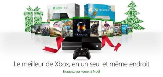 La Xbox One + 1 jeu au choix pour 379€