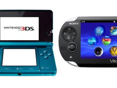 Il s'est vendu 5 fois plus de 3DS que de PS Vita.