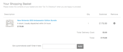 Acheter une new 3DS en Europe officiellement ^^ !