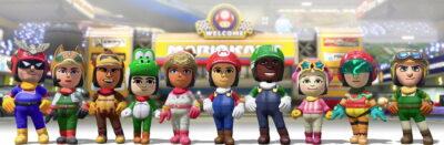 Les Amiibo compatibles Mario Kart 8 : Les reconnaîtrez-vous ?