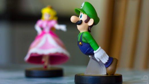 L'Amiibo Luigi est une bonne surprise !