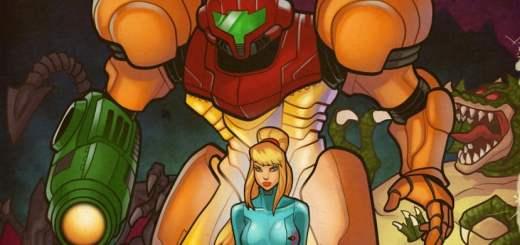 Un comic Metroid, ça vous tente ?