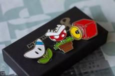 Broche Mario Kart 8