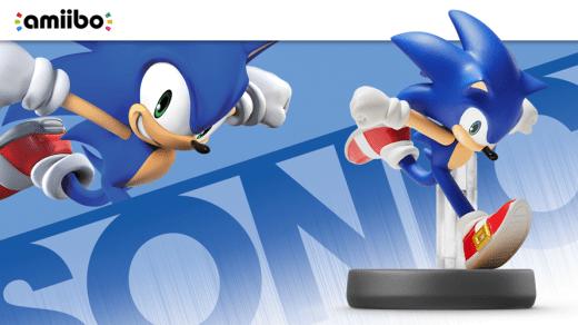 L'Amiibo Sonic risque de très vite devenir rare !