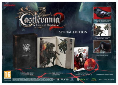 Pack Collector Castlevania Lord of Shadow 2