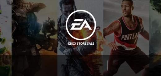 Pas mal de soldes chez EA !
