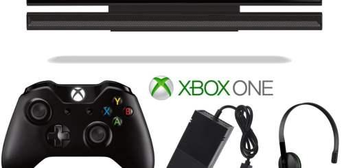 Kinect 2.0 et pleins d'accessoires pour la One !