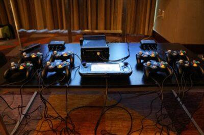 8 joueurs sur Smash Bros dans un Studio ? No Way !