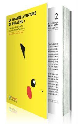 La Grande Aventure de Pikachu chez Pix'n'Love