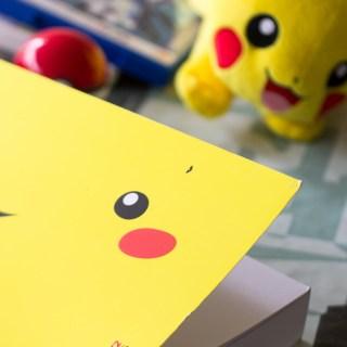 La Grande Aventure de Pikachu et sa magnifique couverture !