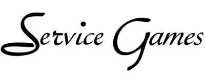 Service Games, le premier logo de Sega !