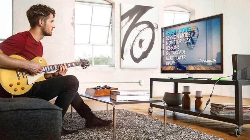 Rocksmith, un des successeurs de Guitar Hero, n'a pas rencontré le succès...