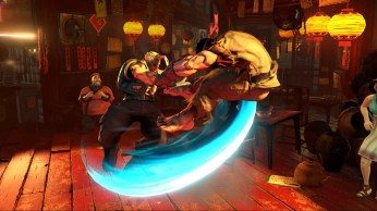 Street Fighter 5, images In Game !