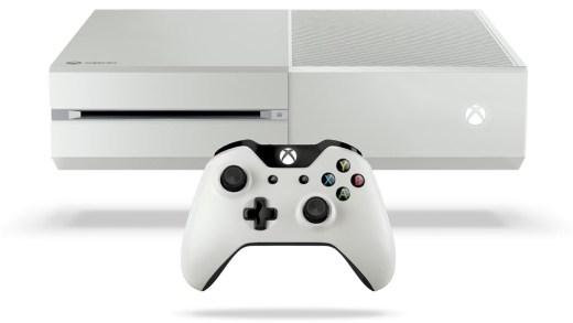 La Xbox One Blanche est en promotion !
