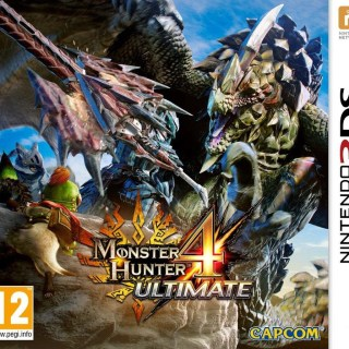 Monster Hunter 4 sur 3DS